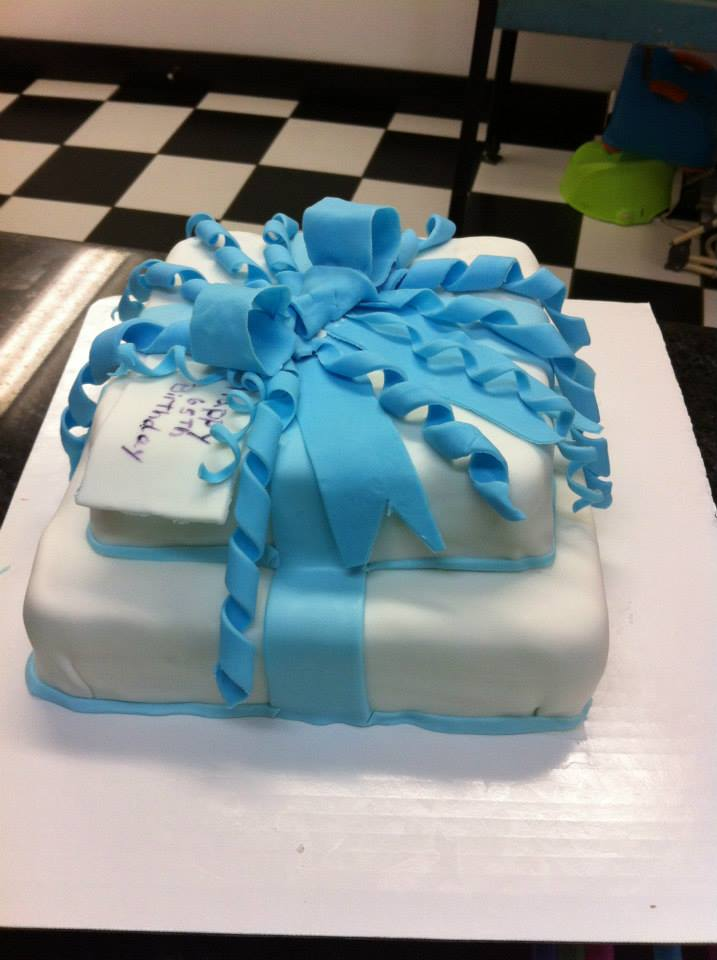 Fondant from MANNmade Cakes
